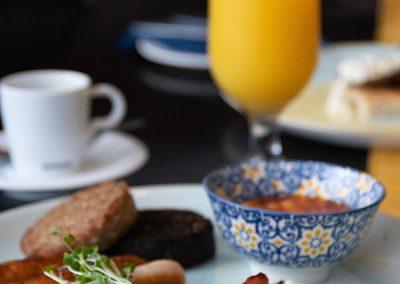 Breakfast full Irish Restaurant Ballybunion