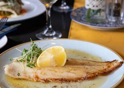 Seafood The Marine Restaurant Ballybunion