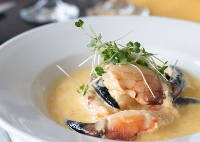 Seafood crab claws Restaurant Ballybunion