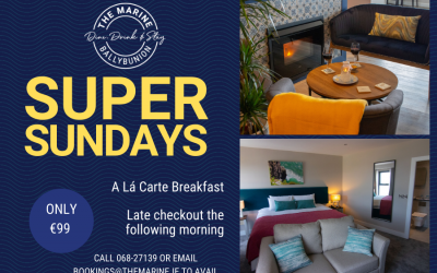 Super Sundays at The Marine