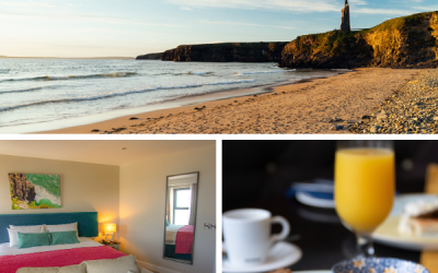 Romantic Kerry Getaway | The Marine Sweet Escape Package