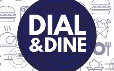 Dial&Dine Daytime & Evening Menu