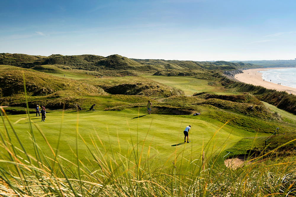 Stay and Play Ballybunion and Tralee Golf Courses